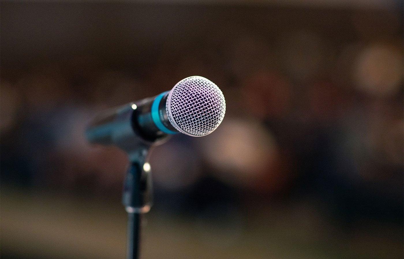Rhetorical Techniques and Speech Training